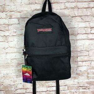 "Trailmaker black Classic 17"" backpack"